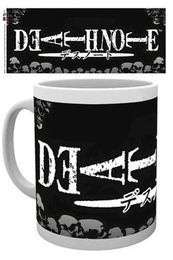 Death Note Mug Logo