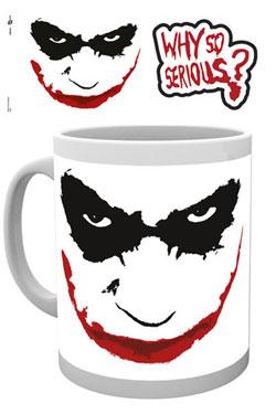 Batman Dark Knight Mug Why So Serious