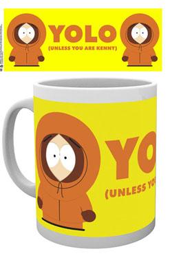 South Park Mug Yolo