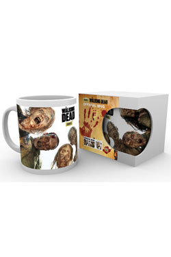 Walking Dead Mug Zombie Circle heo Exclusive