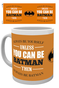 DC Comics Mug Batman Be Yourself