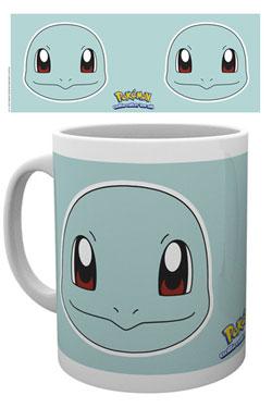 Pokemon Mug Squirtle Face