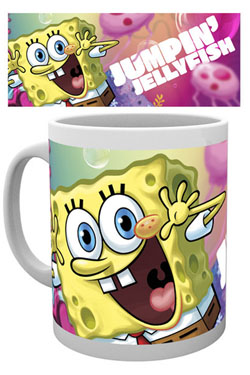 SpongeBob SquarePants Mug Jellyfish