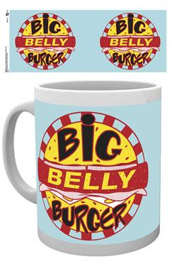 Arrow Mug Big Belly Burger