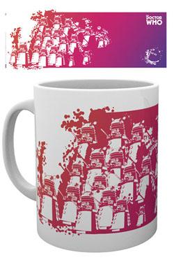 Doctor Who Mug Dalek Pop
