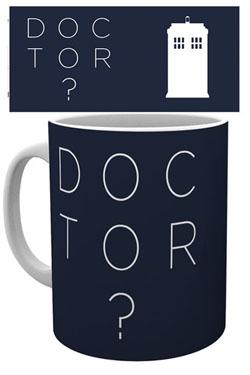 Doctor Who Mug Doctor Who Type