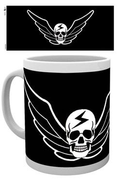Street Fighter Mug Skull