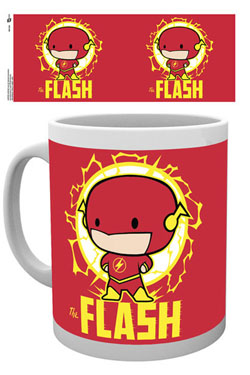 DC Comics Mug Flash Chibi