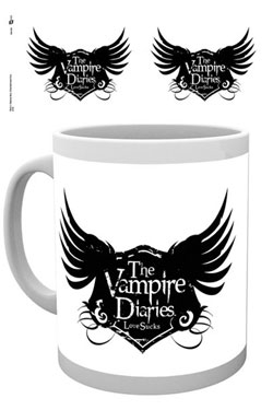 Vampire Diaries Mug Wings