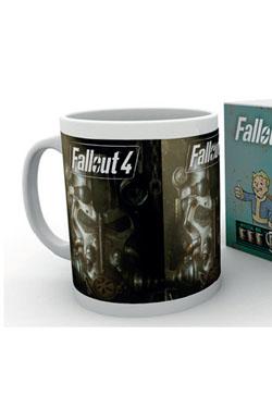 Fallout 4 Mug Mask