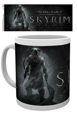 The Elder Scrolls V Mug Dragon Born