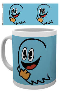 Pac-Man Mug Ghost