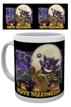 Pokemon Mug Happy Halloween