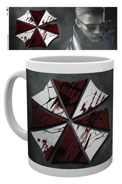 Resident Evil Mug Key Art