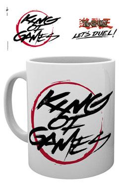 Yu-Gi-Oh! Mug King Of Games