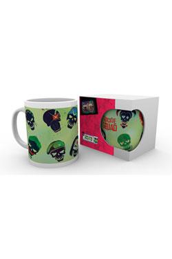 Suicide Squad Mug Skulls