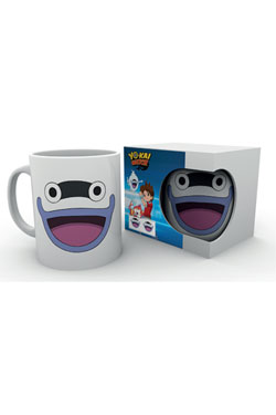 Yo-kai Watch Mug Whisper Face