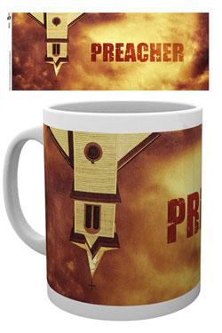 Preacher Mug Key Art