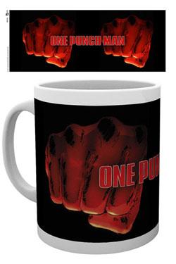 One Punch Man Mug Fist