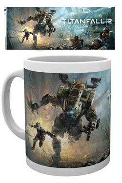 Titanfall 2 Mug Key Art