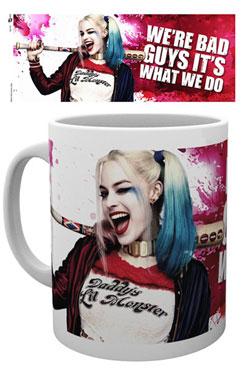 Suicide Squad Mug Harley Wink