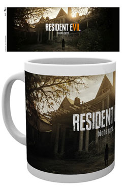Resident Evil 7 Mug Key Art