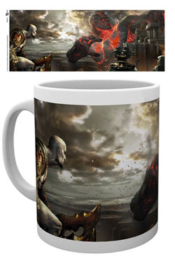 God of War Mug Titan