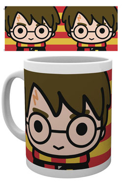 Harry Potter Mug Close