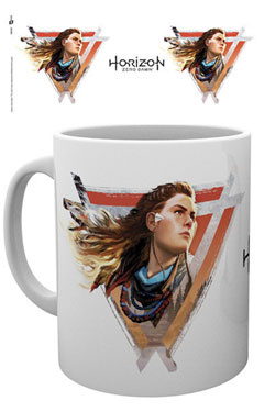 Horizon Zero Dawn Mug Aloy