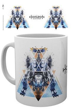 Horizon Zero Dawn Mug Machine