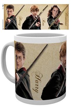 Harry Potter Mug Wands