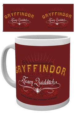 Harry Potter Mug Quidditch Crest