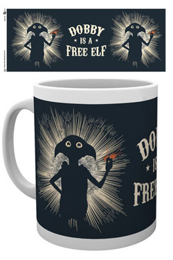 Harry Potter Mug Free Elf