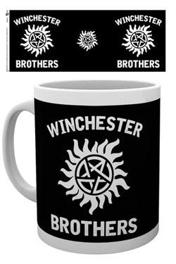 Supernatural Mug Winchester Brothers