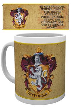 Harry Potter Mug Gryffindor Characteristics