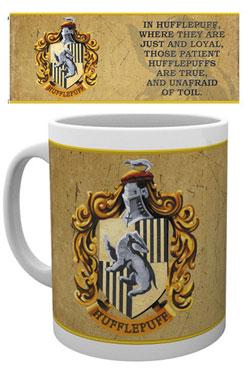 Harry Potter Mug Hufflepuff Characteristics