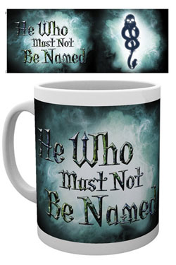 Harry Potter Mug Voldemort