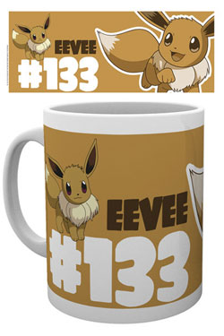 Pokemon Mug 133 Eevee