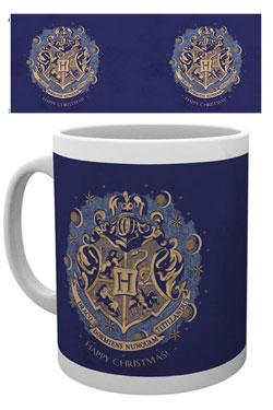 Harry Potter Mug XMAS Hogwarts