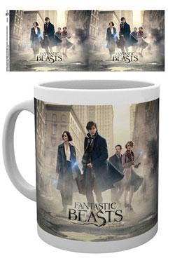 Fantastic Beasts Mug City Group