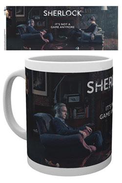 Sherlock Mug Rising Tide