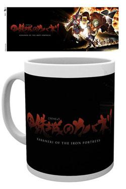 Kabaneri of the Iron Fortress Mug Logo