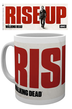 Walking Dead Mug Rise Up