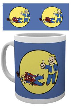 Fallout Mug Bloody Mess