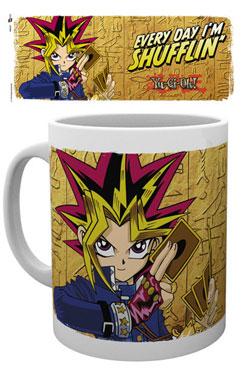 Yu-Gi-Oh! Mug Shufflin'
