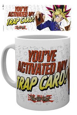 Yu-Gi-Oh! Mug Trap Card