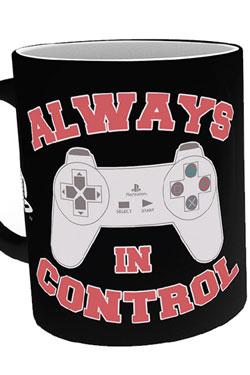 Sony PlayStation Heat Change Mug Control