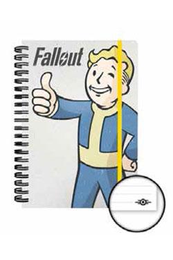 Fallout Notebook A5 Vault Boy Case (12)