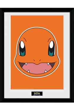 Pokemon Framed Poster Charmander 45 x 34 cm