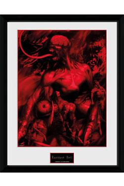 Resident Evil Framed Poster Montage 45 x 34 cm